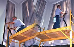 window treatment technicians